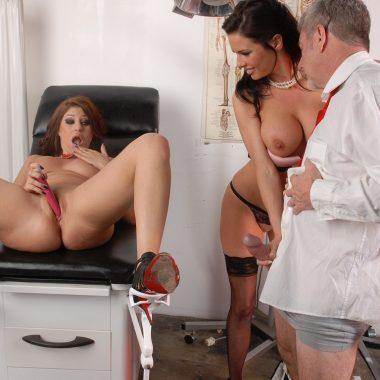 Frauenarzt Sex