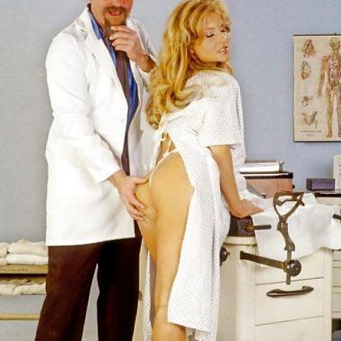 Der grabschende Arzt