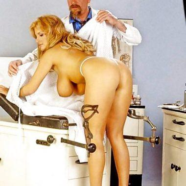 bücken für dne Arzt