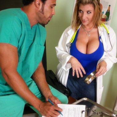 Ausschnitt Weiblicher Sex Doktor