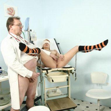 Sex Doktor wichst