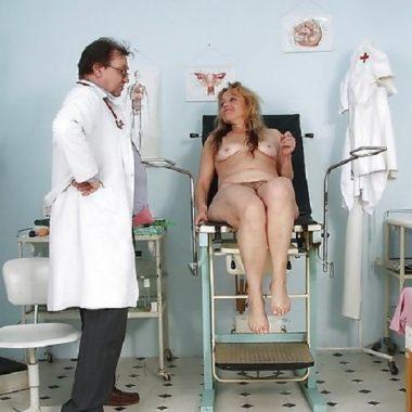 Heiße Doktorspiele Stuhl