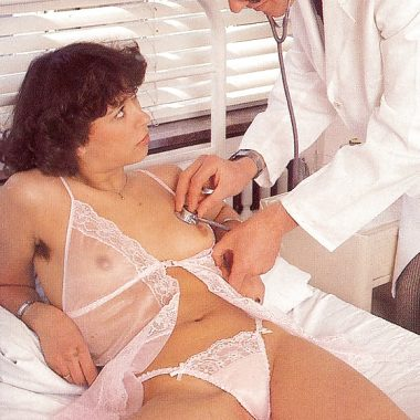 Vintage Doktosrpiele nackt